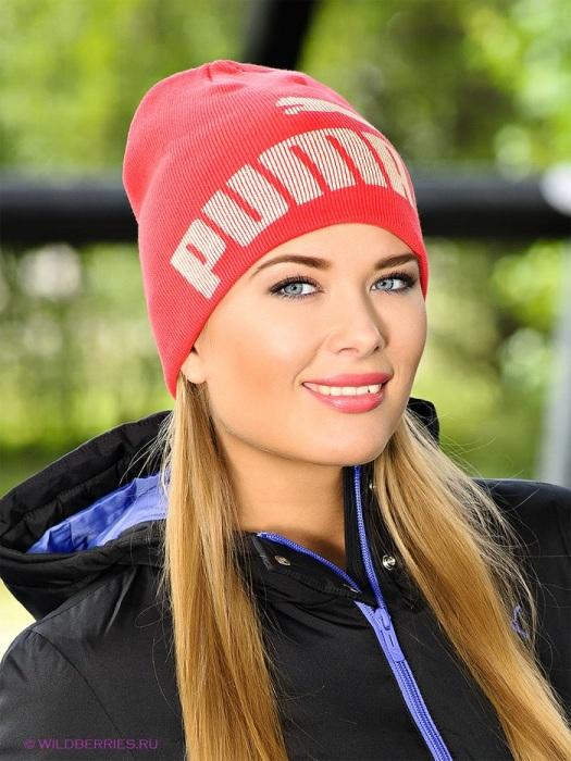 Спортивные шапки почти всегда узкие. / Фото: mir-woman.ru