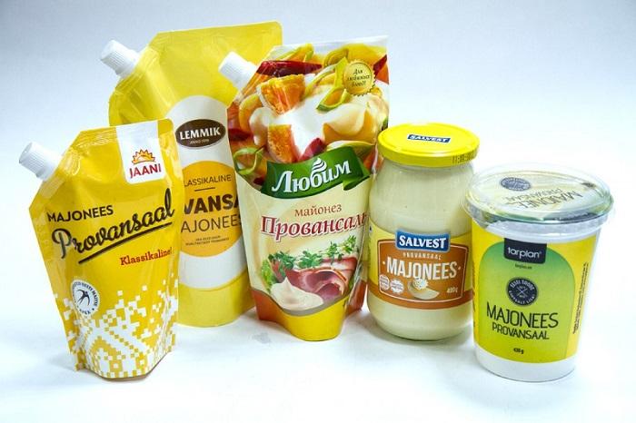 Популярный майонез будет стоить дороже, чем никому неизвстный бренд. / Фото: mke.ee