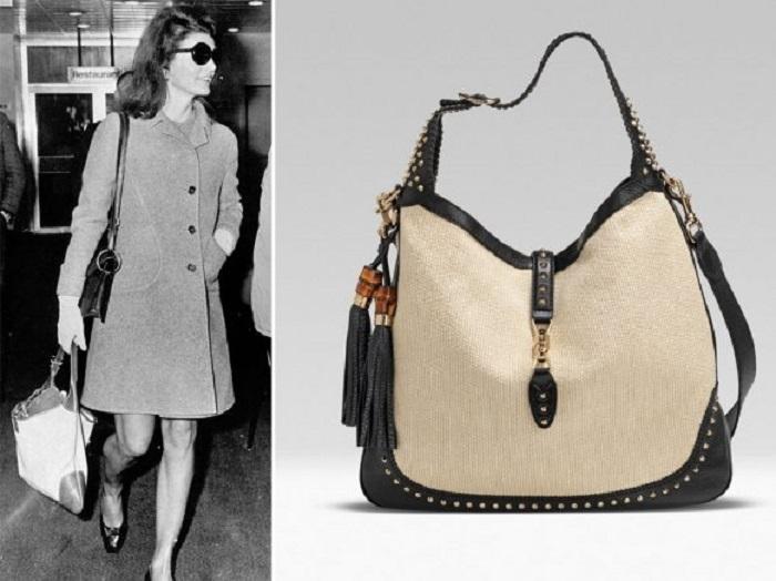 Любимая сумка Жаклин Кеннеди. / Фото: modern.bg