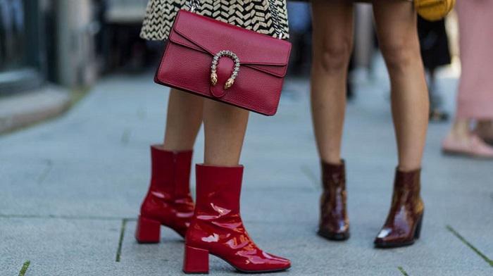 Лакированная обувь не отличается практичностью. / Фото: modmap.ru