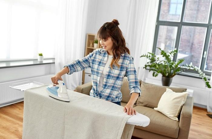 Полотенца и белье все равно помнутся после первого же использования. / Фото: moiposteli.ru