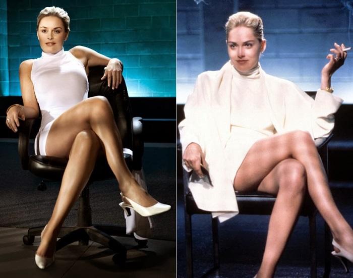 Белое платье должно было быть сексуальным и скромным одновременно. / Фото: multibrand.ru