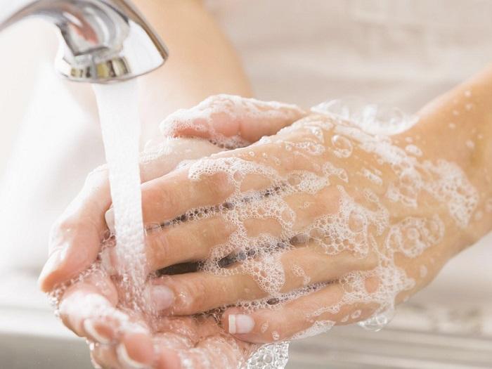 Температура воды не влияет на борьбу с микробами
