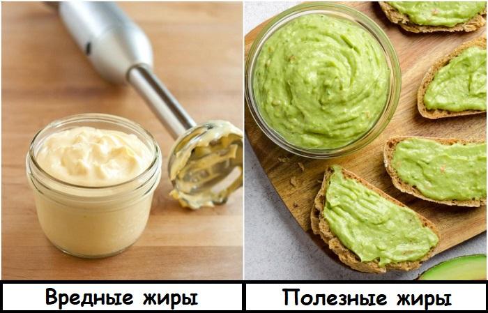 Крем-соус из авокадо можно использовать для бутербродов