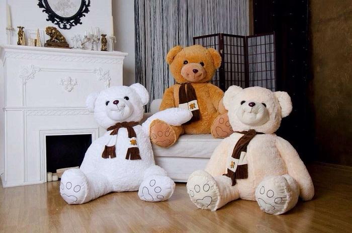Мягкие игрушки - настоящие пылесборники. / Фото: nevesta.info