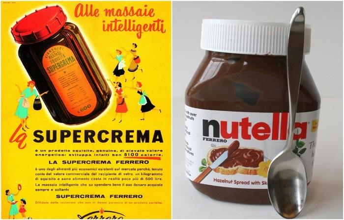 Nutella не всегда называлась именно так