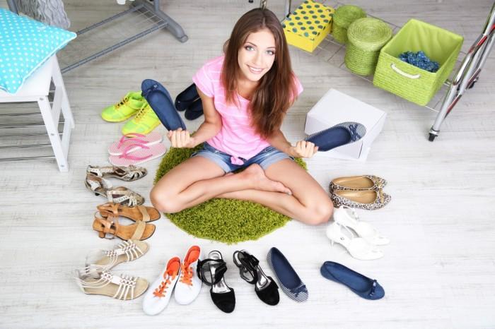 Берите в путешествие только удобную обувь. / Фото: obyvka.com.ua