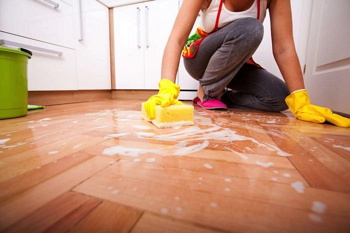 Сделать уборку за один день невозможно. / Фото: openoblokah.ru