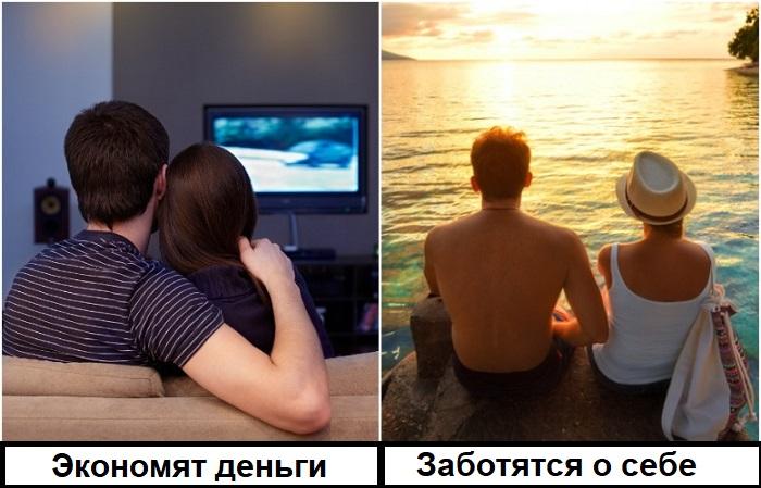 Перед телевизором не получится отдохнуть по-настоящему