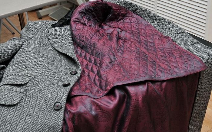 Пальто обязательно должно отличаться качественной подкладкой. / Фото: rematelier.ru