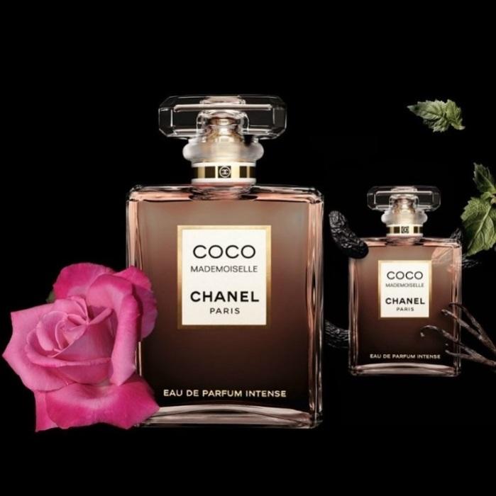 Духи Coco Chanel Mademoiselle являются очень стойкими. / Фото: pinterest.ru