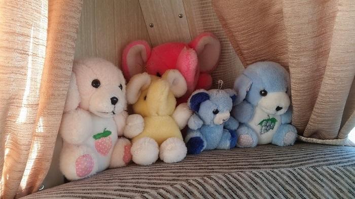 Старые игрушки собирают много пыли. / Фото: pixabay.com