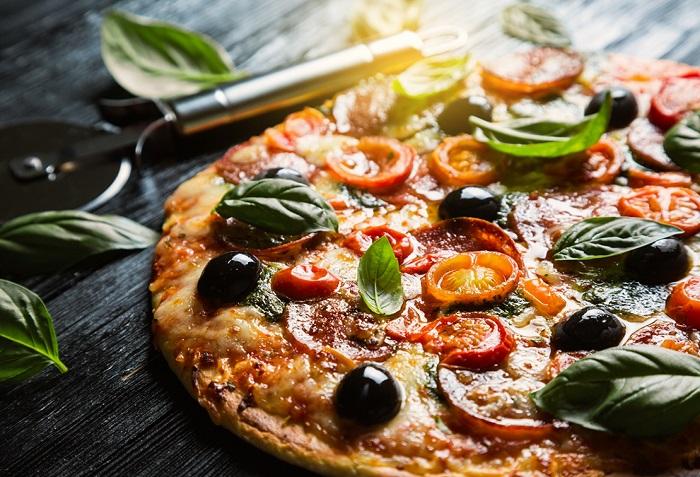 Для пиццы лучше использовать черри. / Фото: goldorfey.com