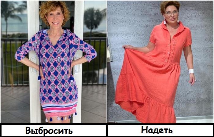 Вместо платья с капюшоном, выбирайте модель с воротником-поло