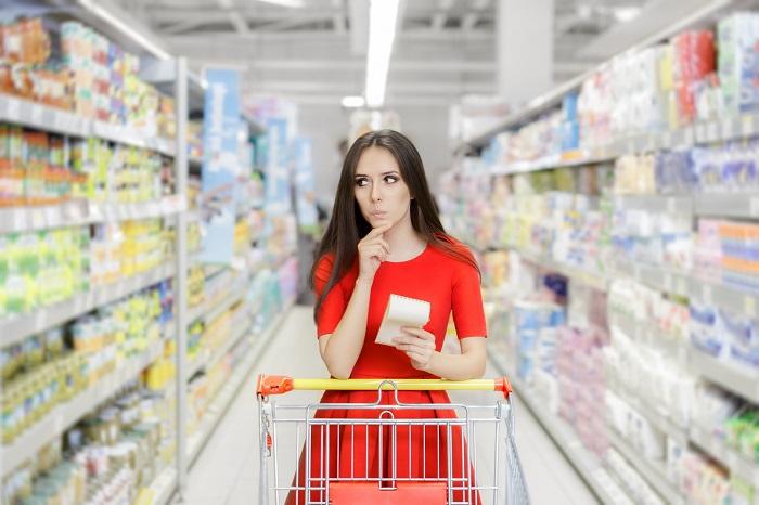 Иногда все необходимое можно найти в одном супермаркете. / Фото: pohudejkina.ru