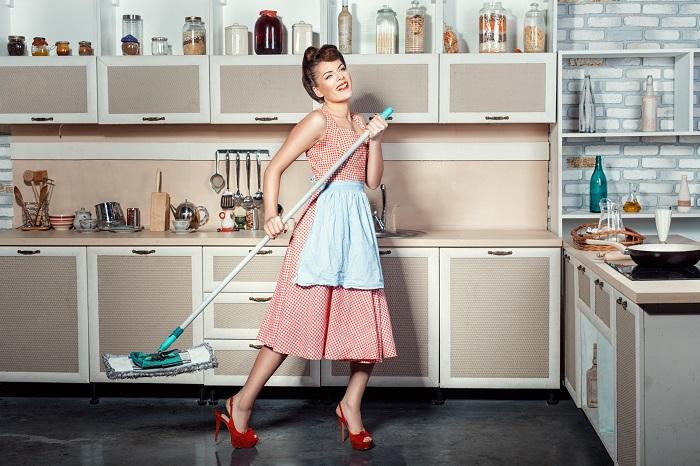 Стерильная чистота вредит здоровью. / Фото: polsov.com