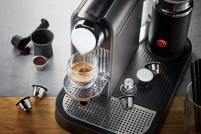На такие кофемашины сложно найти капсулы. / Фото: promenu.ua