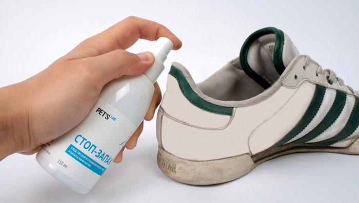 В обуви, которая имеет неприятный запах, есть бактерии. / Фото: postirke.ru