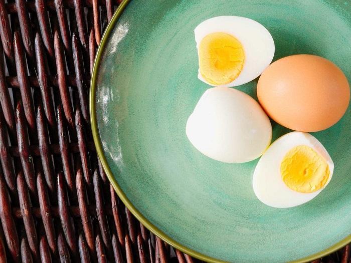 Яйца богаты на витамины и минералы. / Фото: pp-day.ru