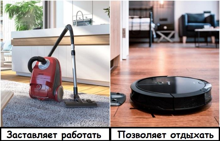 Робот-пылесос уберет квартиру за вас