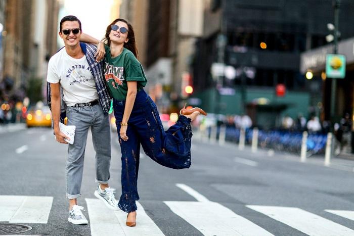 Идите на свидание в любимых штанах и футболке. / Фото: prorunning.ru
