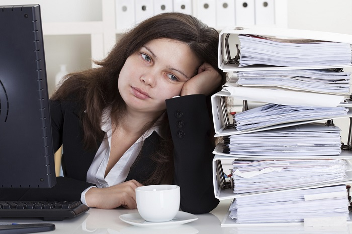 Если работа не нравится, лучше найти другую. / Фото: fb.ru