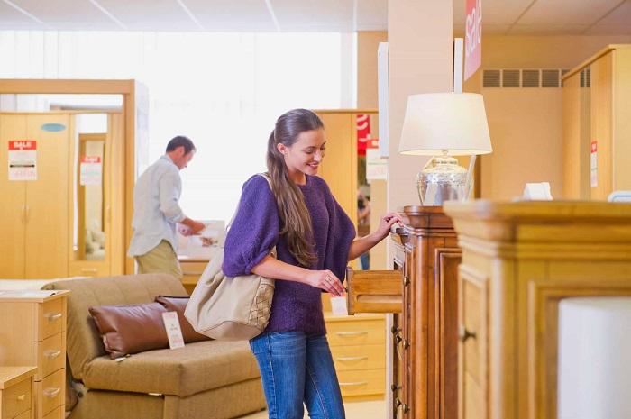 Однушка избавит вас от потребности покупать ненужную мебель и декор. / Фото: readonline.com.ua