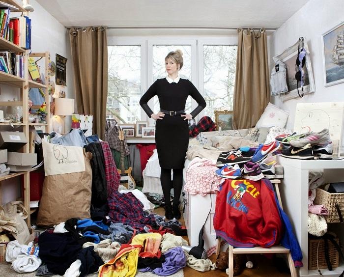 Квартира не вмещает все ваши вещи. / Фото: rnd-pereezd.ru