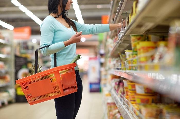 Если купить сразу много продуктов, то есть риск, что они быстро испортятся. / Фото: rosregistr.ru