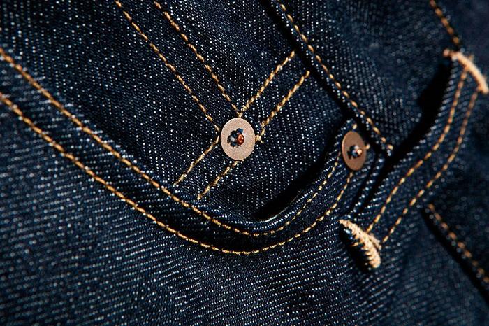 Заклепки нужны на тех местах, где чаще всего рвутся джинсы. / Фото: kto-chto-gde.ru