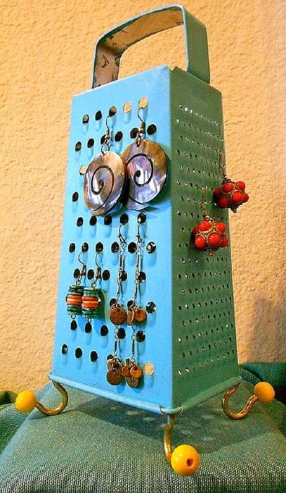На терке хорошо смотрятся украшения. / Фото: smarthomemaking.com