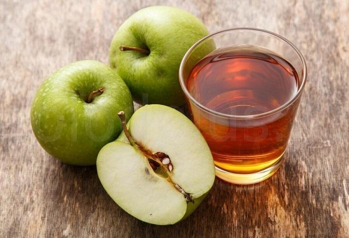 Яблочный сок подходит для приготовления сладких каш. / Фото: solodplus.ru