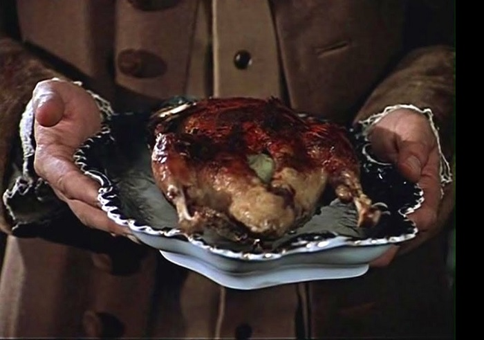 Утка с яблоками станет украшением праздничного стола. / Фото: soyuz.ru