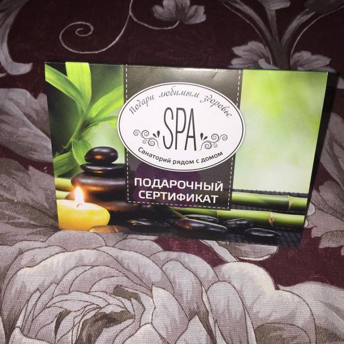 Вместо новой сумки, лучше купите сертификат на СПА-услуги. / Фото: spa-dair.com