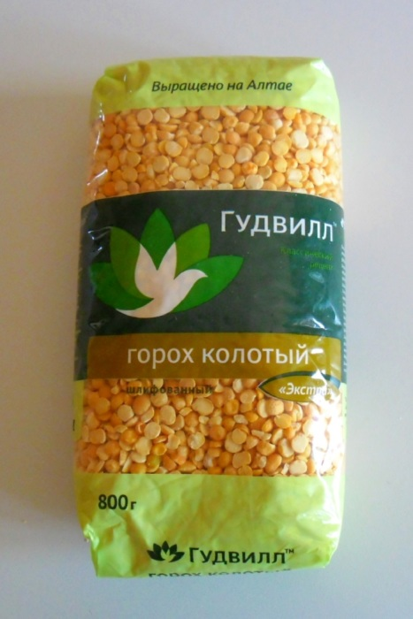 Горох хранится 24 месяца. / Фото: spasibovsem.ru