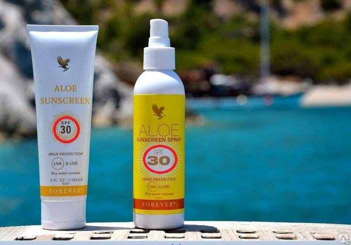 SPF 30 недостаточно для защиты кожи летом. / Фото: stpulscen.ru