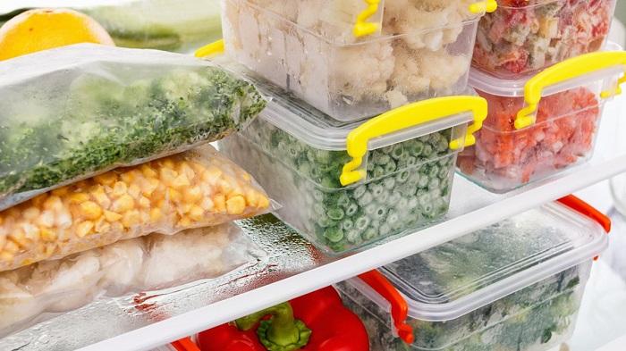 Овощи можно замораживать самостоятельно. / Фото: tabulo.ru