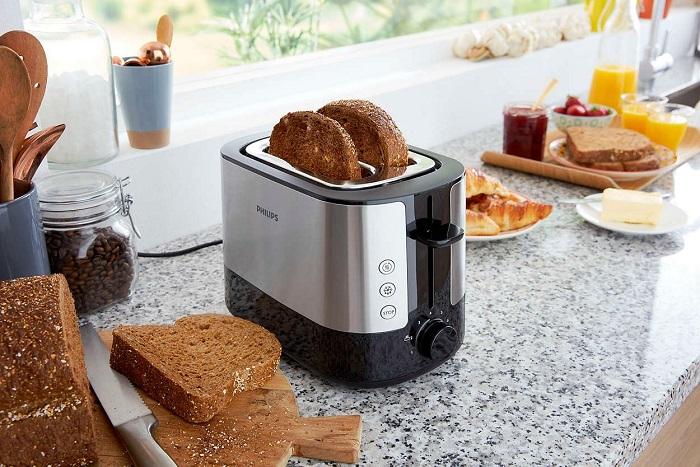 Тостер редко используют каждый день. / Фото: tengrowth.com