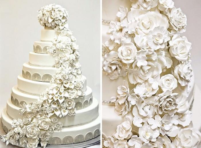 Торт для свадебного шоу – 20 000 000 $. / Фото: black-street.ru