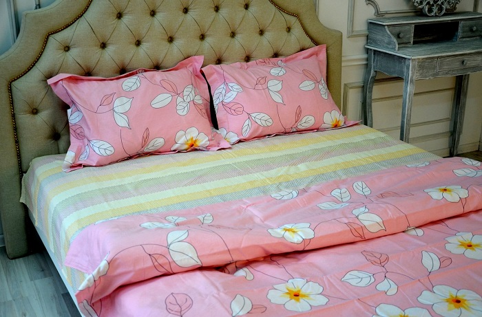 Дешевое постельное белье недолговечно. / Фото: tpostel.ru