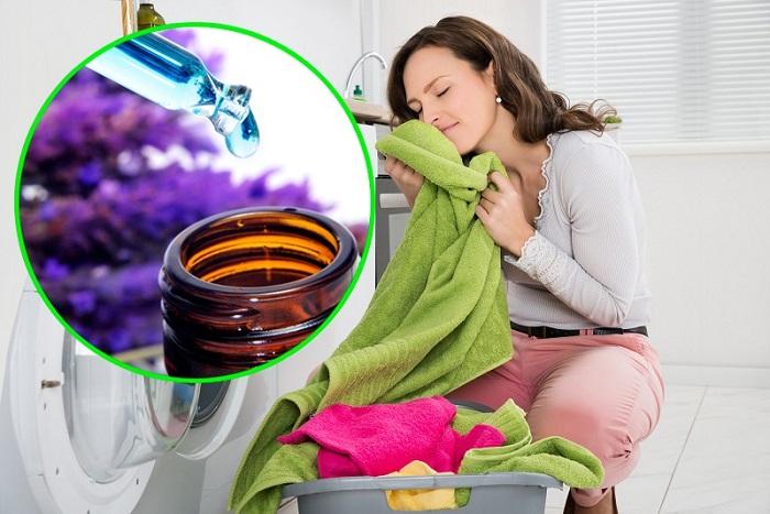 Эфирные масла дарят одежде удивительный аромат. / Фото: uborkadoma.guru
