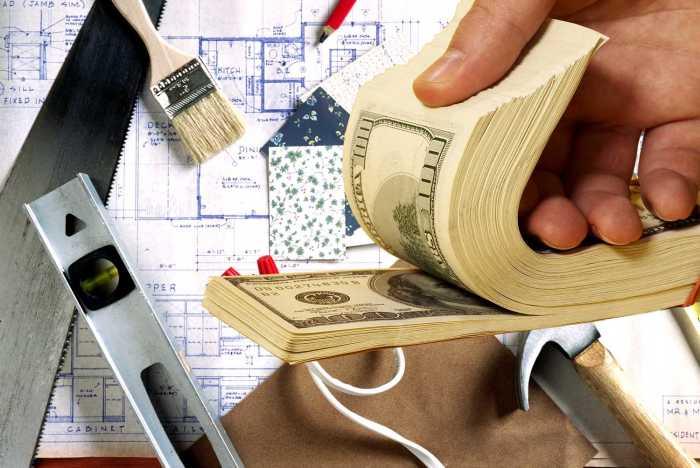Подумайте, сколько денег вы готовы потратить на ремонт. / Фото: ukrsmeta.ua