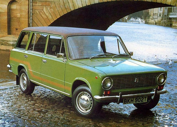 Автомобиль ВАЗ-2102. / Фото: vlade.ru