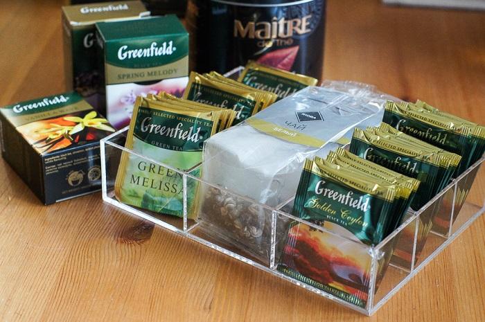 Чайные пакетики нужно выкинуть, если они лежат в шкафу более полугода. / Фото: vsenamestax.ru