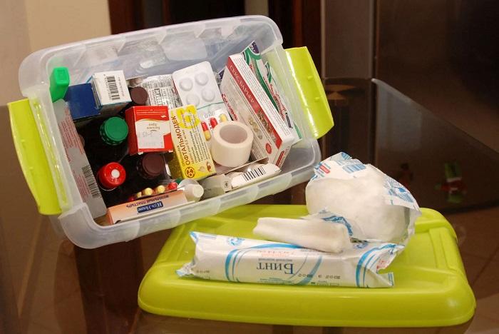 Некоторые лекарства портятся под воздействием холода. / Фото: vyvoz.org