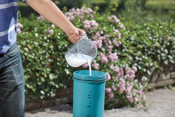 В рисе содержатся минералы, полезные для почвы. / Фото: watering.co.uk
