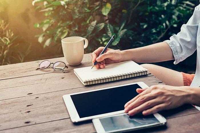 Фиксируйте в блокноте свои результаты. / Фото: webwize.com