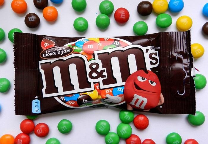 M&M's запретили в Швейцарии из-за местного бренда. / Фото: <br>irecommend.ru