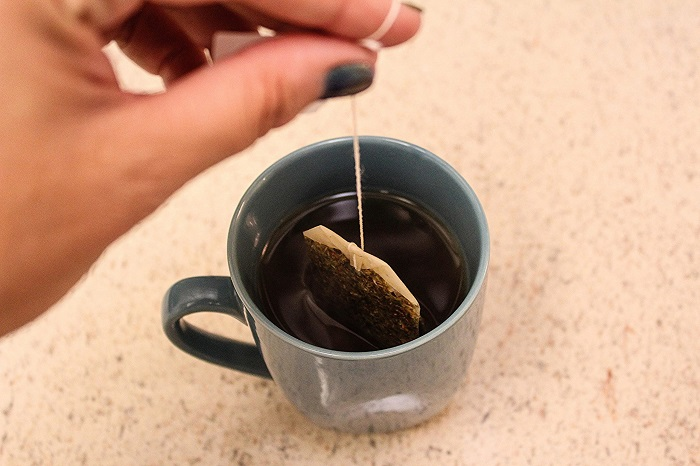 Один пакетик чая на одну кружку. / Фото: travel-dom.ru