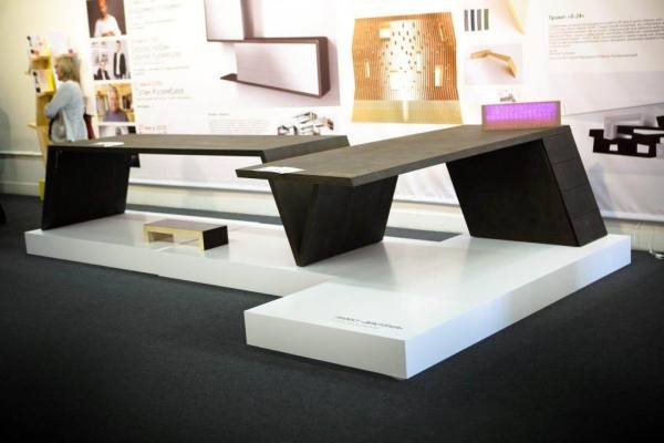 Прототип стола по проекту Тотана Кузембаева